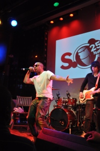 Consequence on the SOBs Stage